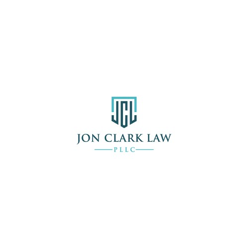 Bad ass yet professional law logo