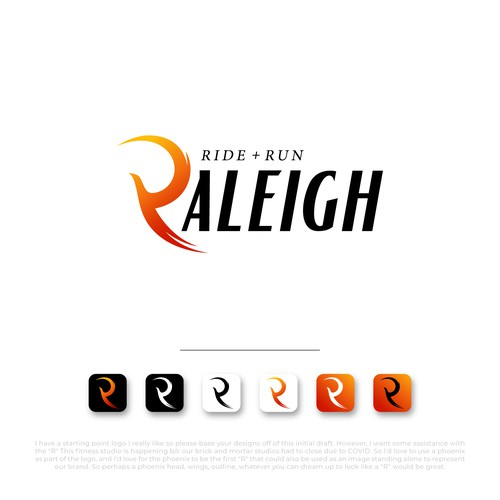 Raleigh Design Logo