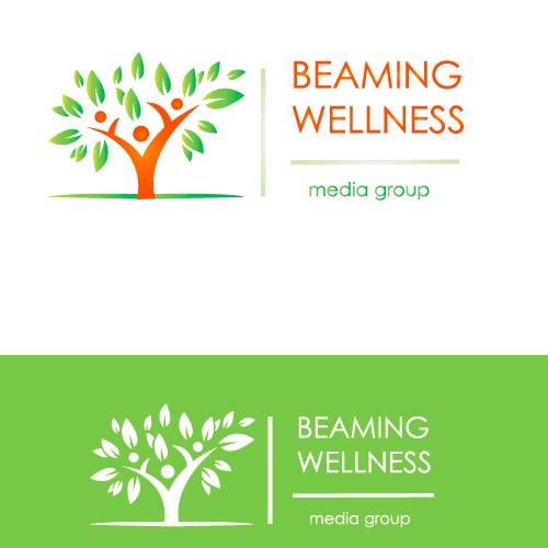 Logo for a Wellness Group