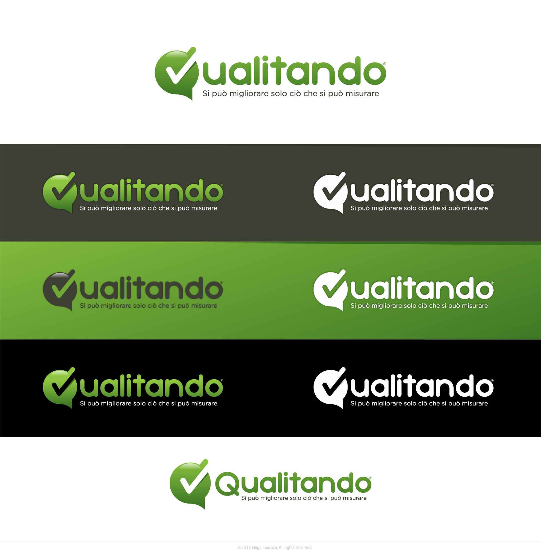 Create the next logo for Qualitando