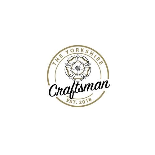 Yorkshire Craftsman Logo White Background