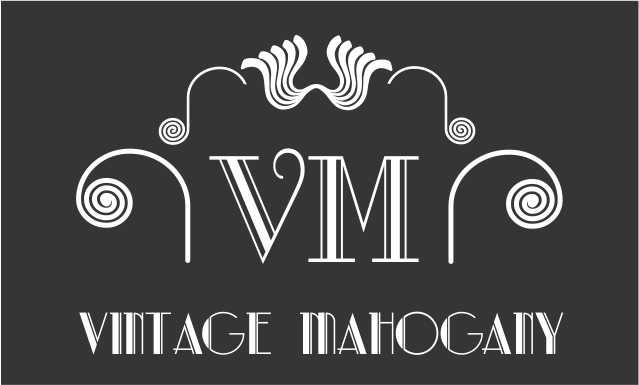 Help Vintage Mahogany with a new logo
