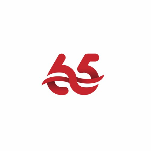 Logo concept for 65th Anniversary of Indonesia and Poland (2020)