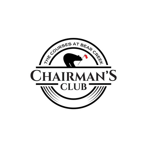 Chairman's Club logo design winner