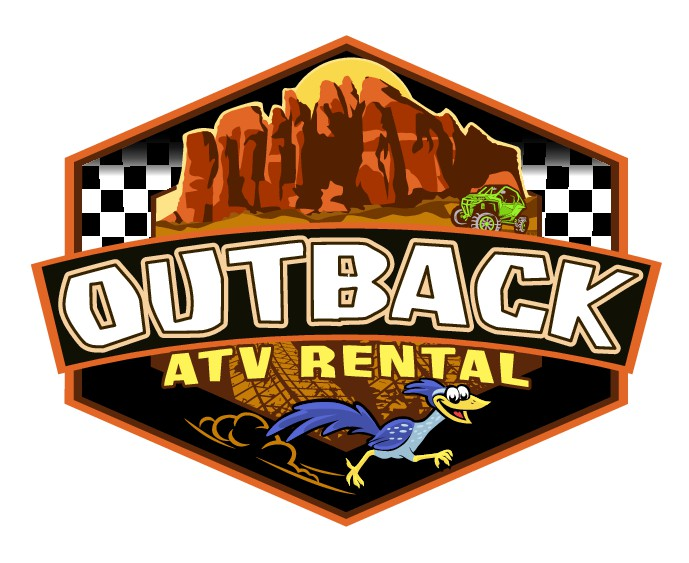 Sedona red rock outback ATV rental