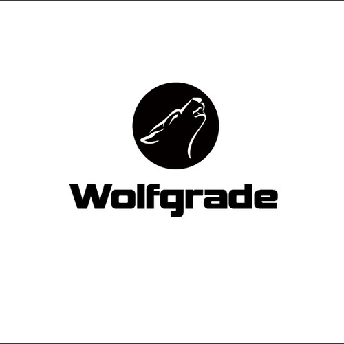 Help dogfood company Wolfgrade with a new logo