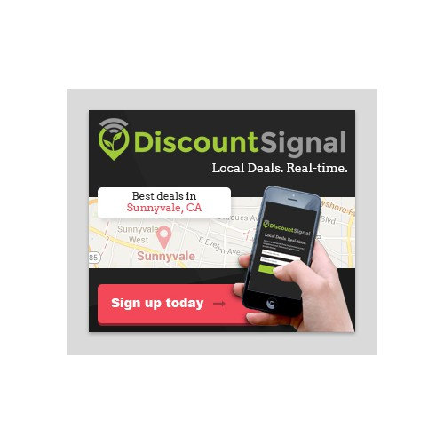 Discount Signal
