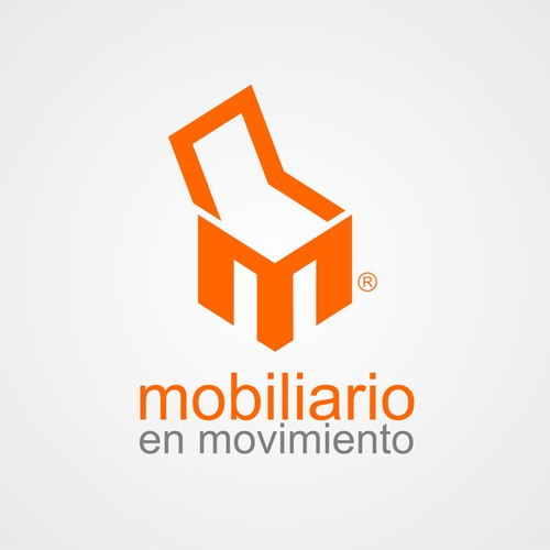 Mobiliario - furniture producer´s new logo design.
