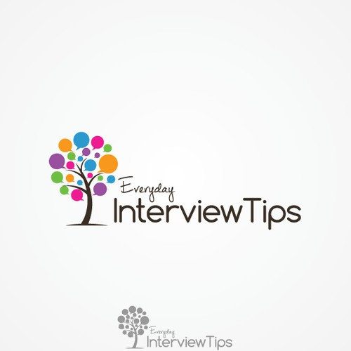 Create a Logo for Everyday Interview Tips