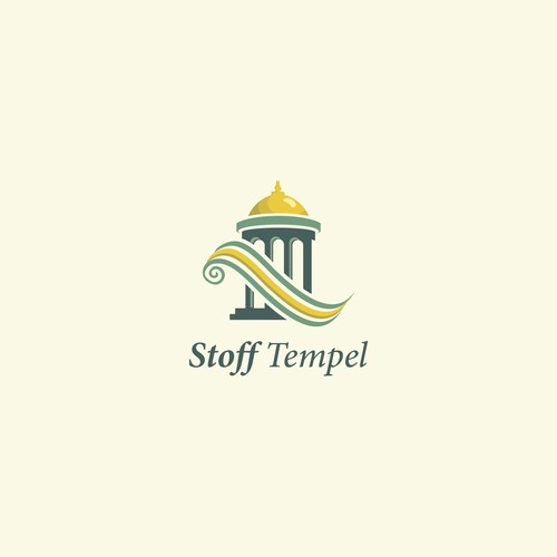 Logo for excellent fabrics