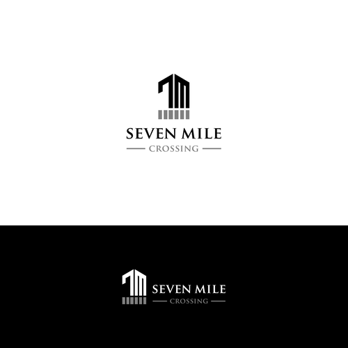 Logo for Seven Mile Crossing
