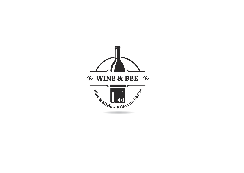 (Re)créer un logo pour une marque de Vin & de Miel
