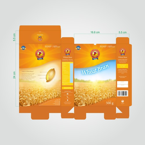P Mark Products Packaging Desgn 1