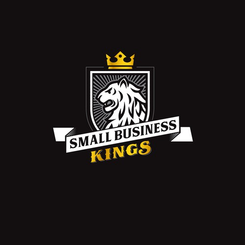 Logo concept for Small Business Kings