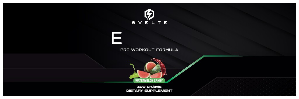 Design a Simple, Yet Captivating Label for Company's New Pre-Workout Product