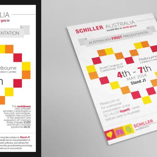 Schiller Australia - Invitation