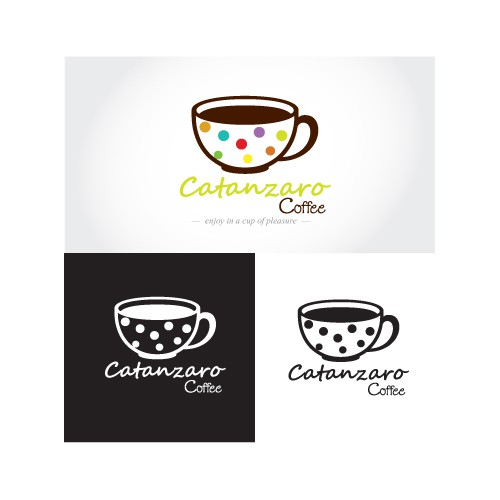 Help Catanzaro Coffee with a new logo