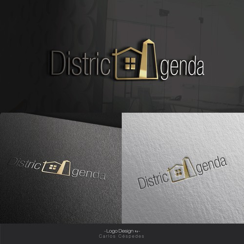 Logo District Agenda