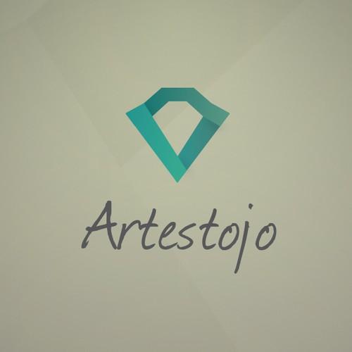 Jewelry store logo concept