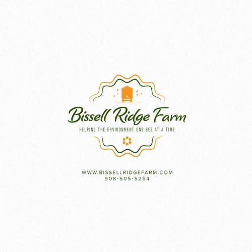 Help Bissell Ridge Farm with a new logo