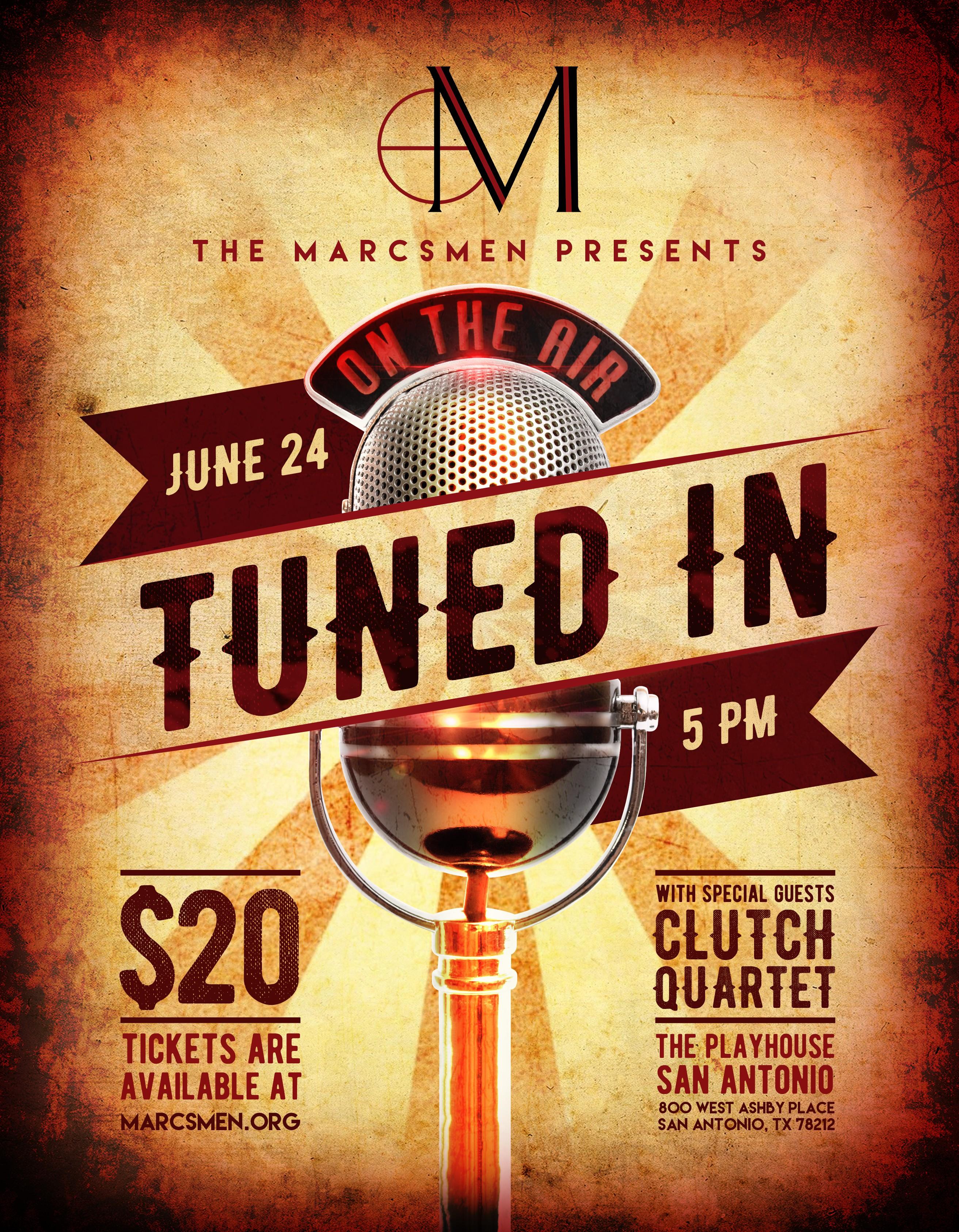 Marcsmen Summer Show 1