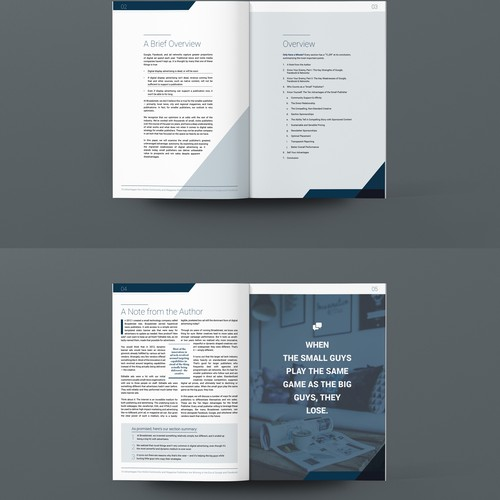 eBook Cover and Page Templates