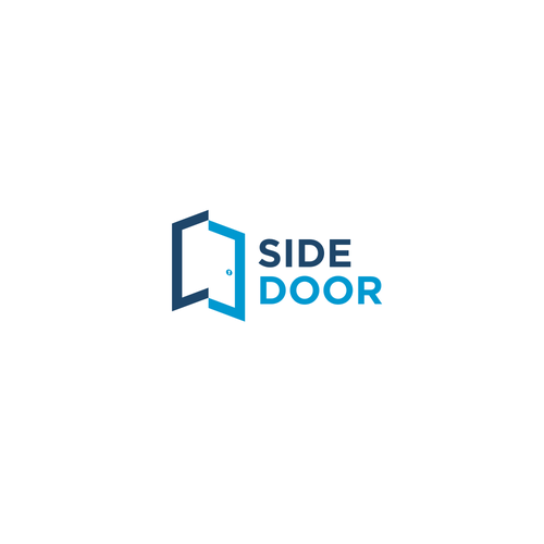 Logo for Side door property