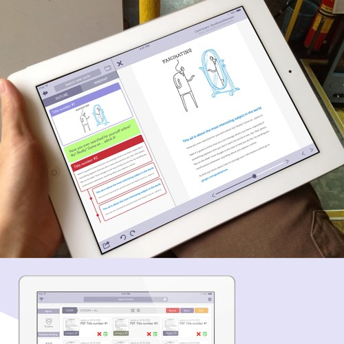 Ux design for utility app