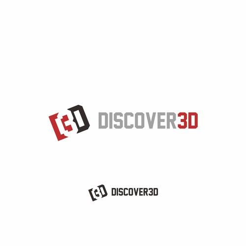 DISCOVER3D LOGO
