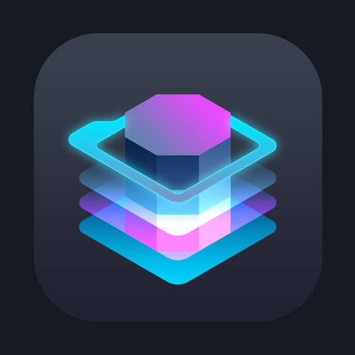 iOS App icon for Labelocity