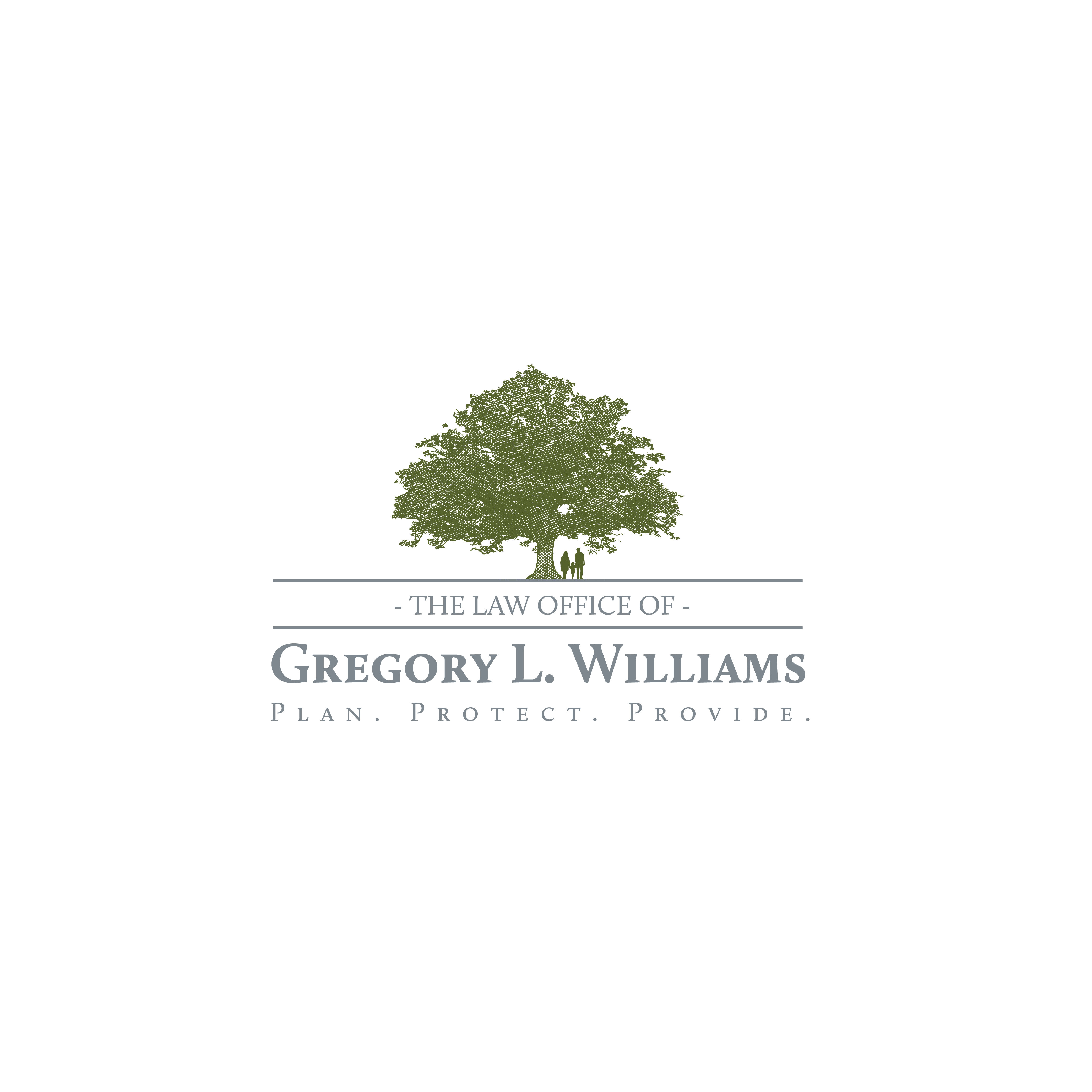 Design a logo for an estate planning and elder law practice for Gen X and Millennial families.