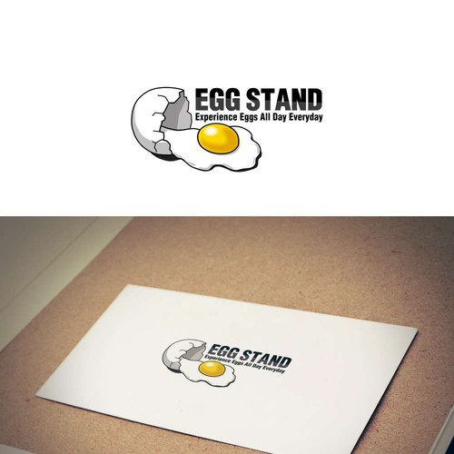 "Logo for  ""Egg?"" needs a super enticing look Contest"