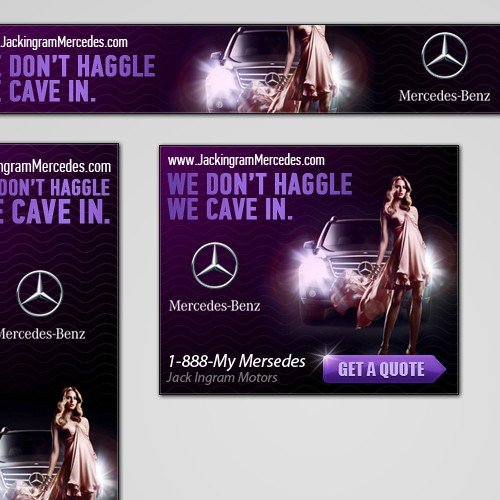 Jackingram Mersedes banner-ad