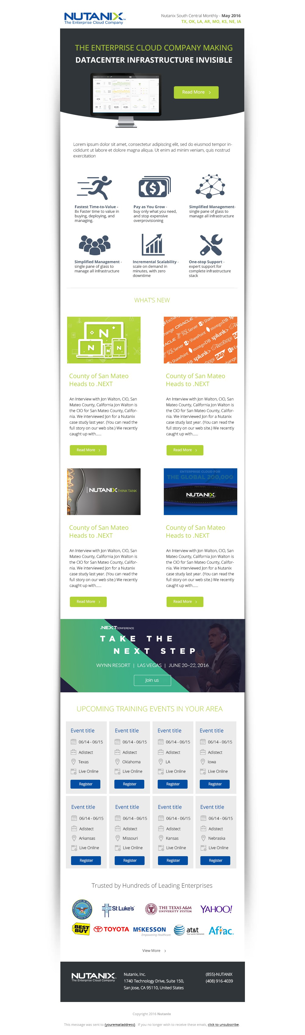 Help Needed to Create a Newsworthy Newsletter Template