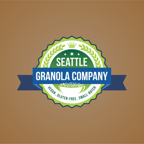Create a winning logo design for Seattle Granola Company