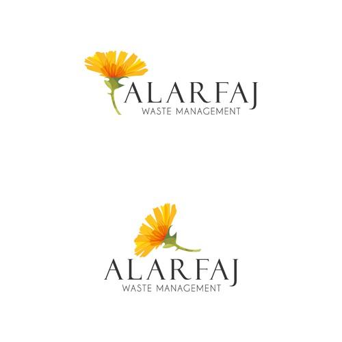 ALARFAJ logo