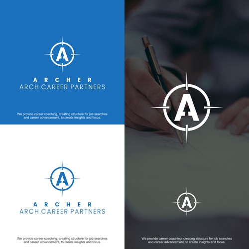 Archer ( Arch Career Partners ) Logo concept