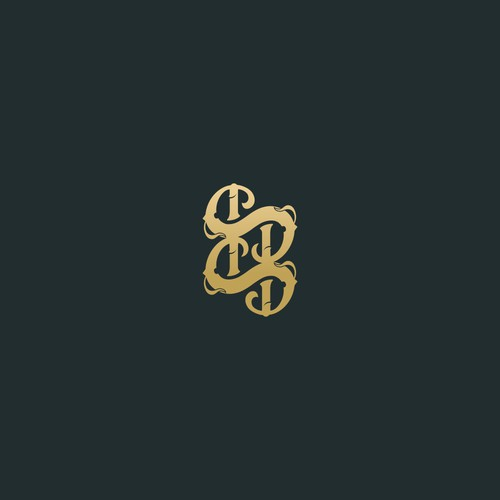 High end sophisticated logo.