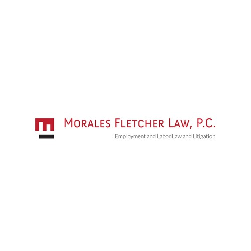 Create a professional logo for a law practice