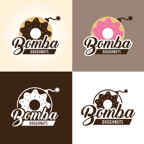 Funky Logo Design