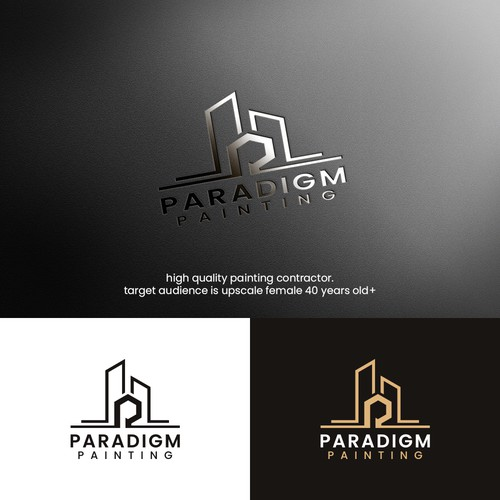 Paradigm Painting Logo