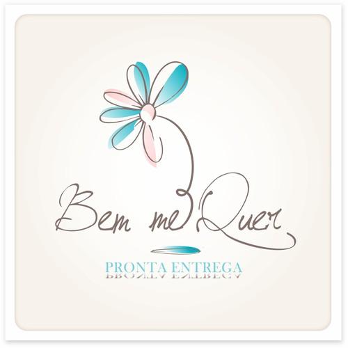 logo for Bem me Quer