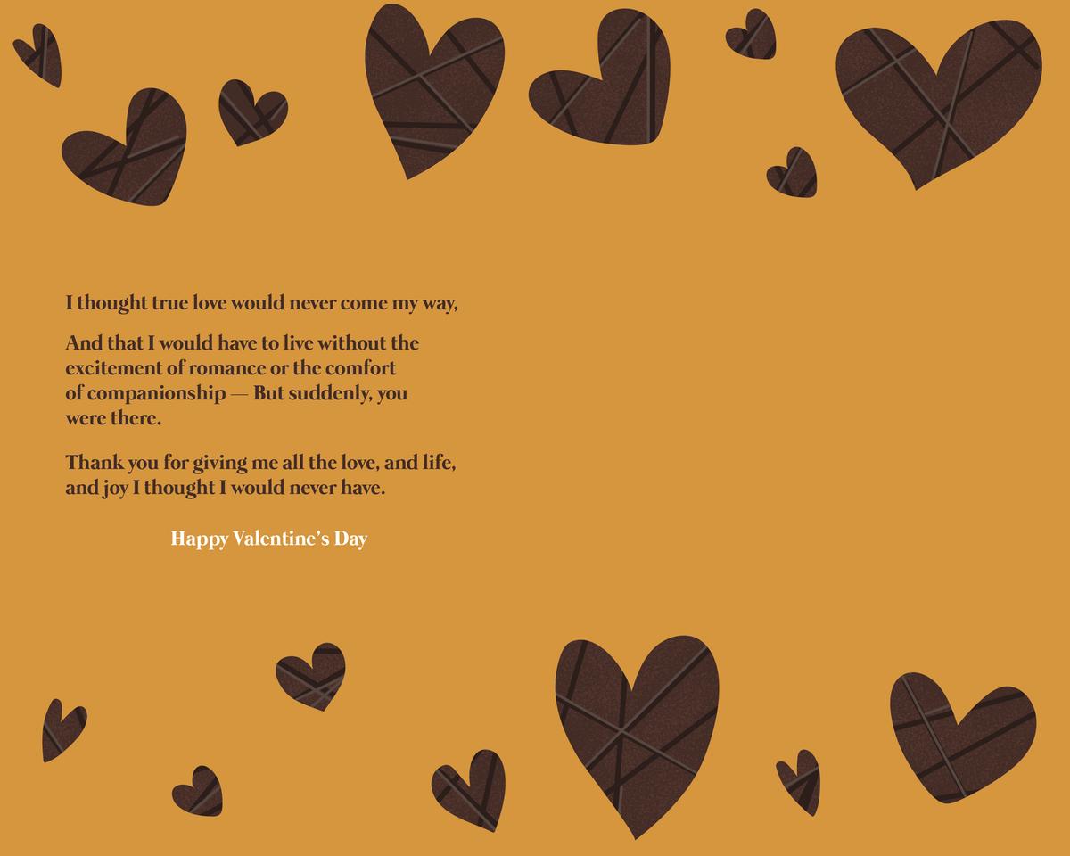 Valentine's Boyfriend