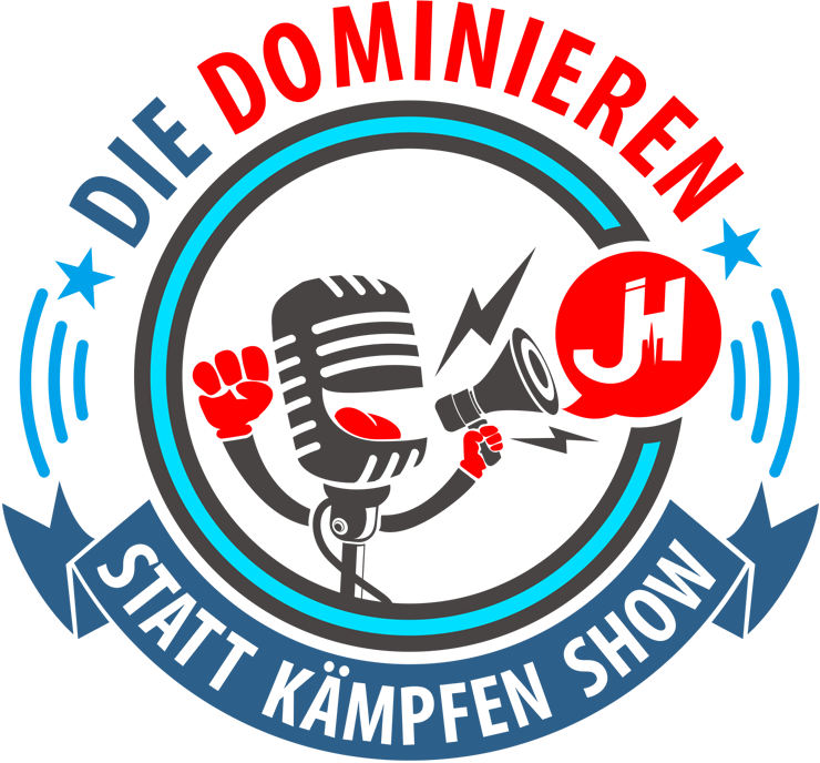First german podcast to interview outstanding people needs Logo!