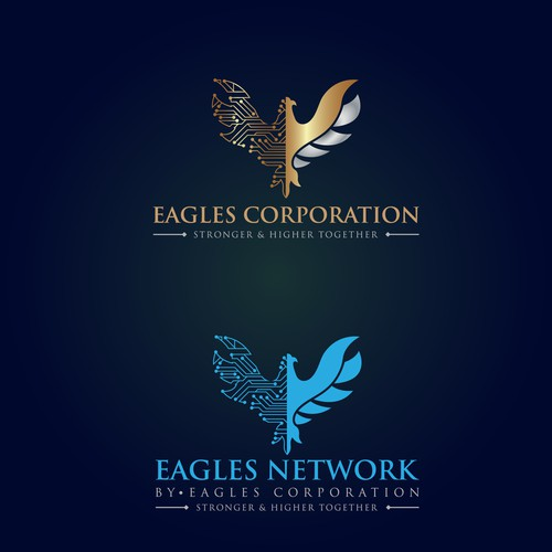 "Logo Design For ""Eagles Corporation"""