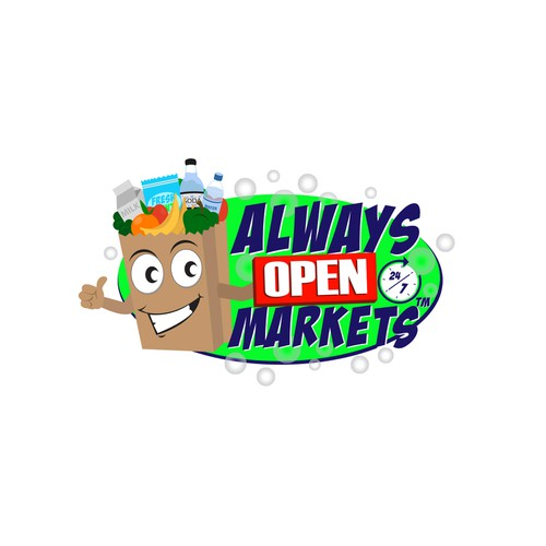 Always Open Markets