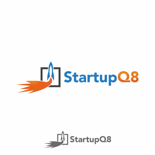 StartupQ8 needs a new logo