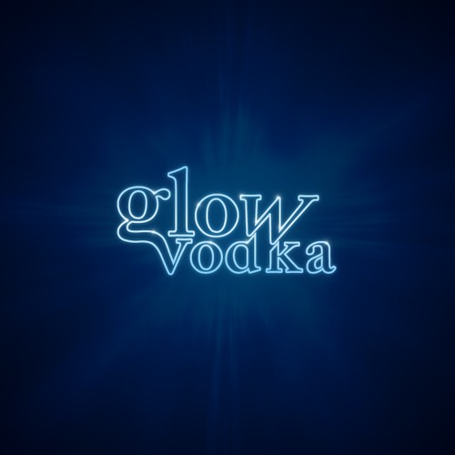 Logo for Glow Vodka