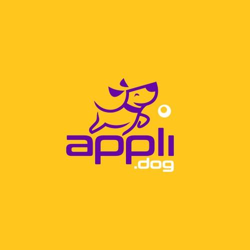 Logo desig for appli.dog