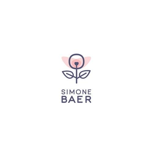 Logo für eine Floristin